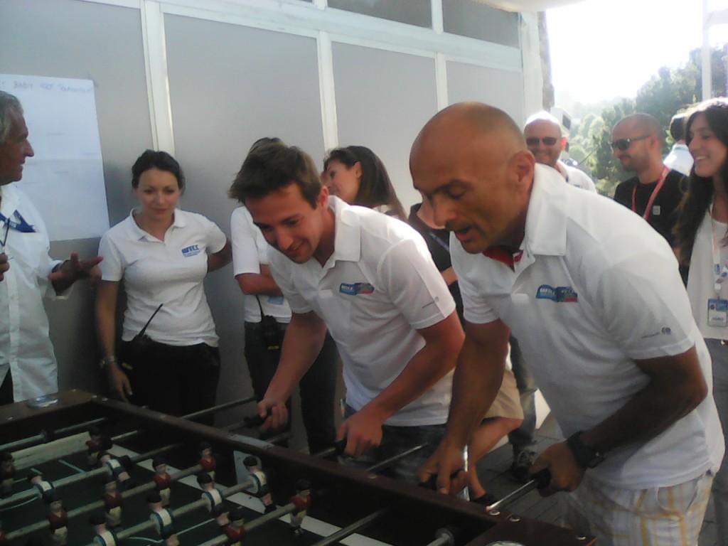 Messi igen jól játszott, megérdemelten nyerte a tornát... Akkor most cinque-due vagy cinque-tre? :)