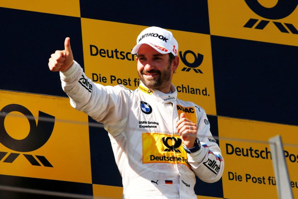 #16 Timo Glock, BMW M4 DTM