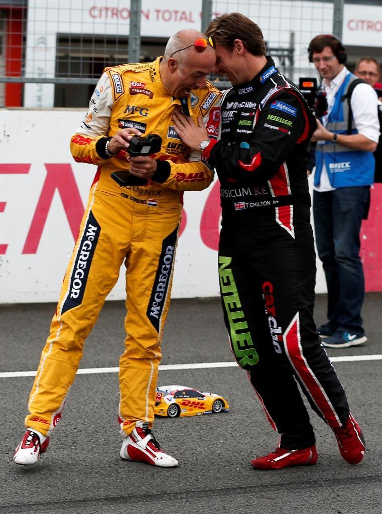 Fotó: fiawtcc.com Ez vajon a legjobb vagy a legrosszabb, amit a Tomok ki tudtak hozni egymásból? :)